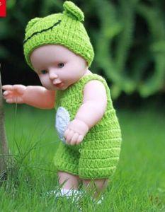 30cm Reborn Baby Doll Soft Vinyl Silicone Lifelike Alive Babies Toys For Kids Girls Birthday Chirstmas Gift KF097