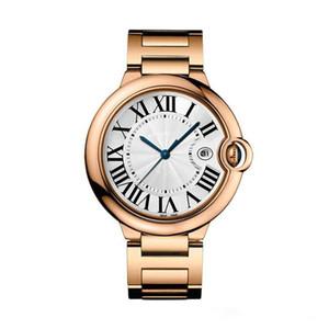 2019 Senhora Relógios de Moda de Ouro de Aço Inoxidável Mulheres Relogio feminino Rosegold Quartz das mulheres relógios de Pulso frete grátis