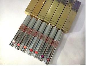 2018 Nueva llegada marca Makeup Y L Mat Lipgloss VOLUPTE WATER COLOR BALM Kiss love liquid lipstick