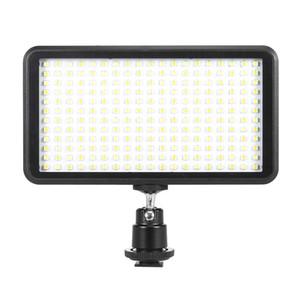 wholesale Ultra-thin 3200K 6000K Studio Video Photography LED Light Panel Lamp 228pcs Bead for Canon Nikon DSLR Camera DV Camcorder