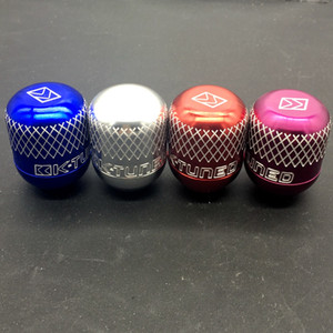 K-TUNED M10 x 1.5 خيط البليت جير Shift Knob Sculpture Shift Knob يصلح لجميع طرازات هوندا / أكورا