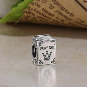 Charm Sterling Accessories Summer New Magic 925 Making NecklacesJewelry Book Fits Pandora DIY Silver Style & Beads Bracelets Crajv