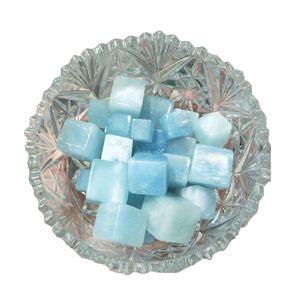 100g 10-15 pezzi di cristallo di quarzo acquamarina naturale di particelle di grandi dimensioni esemplare cristallo di amore fortunato pietre naturali e minerali