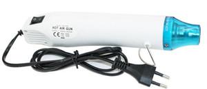 2018 Marke Neue 220 V 300 Watt DIY Elektrische Wärmeschrumpfpistole Elektrowerkzeug Heißlufttemperatur Gun mit Stützsitz Kunststoff FIMO