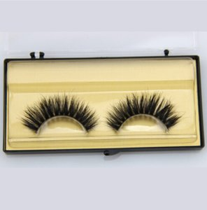 Beauté Fait À La Main Épais Bouclés Cheveux Cheveux Faux Cils Faux Cils D'oeil Naturel Long Outils D'Extension De Maquillage