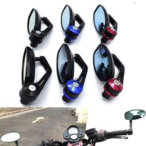 Pour les rétroviseurs universels de moto pour Honda CBR 600 F2 F3 F4i CBR600RR CB1000R CB599 CB600 CBR900RR NC700 PCX125