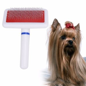 Dog Brush Dog Comb for Cat Scraper Puppy Cat Slicker Gilling Brush Quick Clean Grooming Tool Pet Product