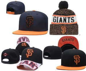 2019 Giants-Hut Snapback-Kappe Champions SF Giants-Mütze Alle Teams Männer Frauen Strickmützen Wollmütze Strickmütze Beanie Gorro Wintermütze