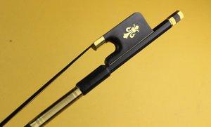 new good 8 pcs New high class black Carbon fiber viola bows black horse hair