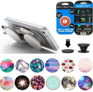 telefono cellulare Bag Drop Originalità Air supporto della staffa involucro agganciato espansione circolare con la confezione di vendita al dettaglio mobile Accessori universali