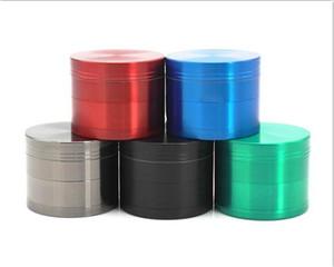 20 pcs Moedor De Fumar Erva Moedor De Metal Dentes Tabaco Filtro Grinder Ferramentas Mix Cor 40mm 50mm 63mm C230