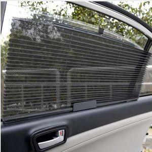 자동차 트럭 자동 개폐식 사이드 윈도우 커튼 Sun Shield Blind Sunshade New