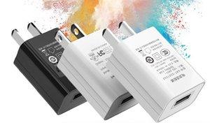 Adattatore universale rapido da viaggio Adattatore 5V 1A 1000mah Smart caricabatterie per cellulare 3C Certificazione per Iphone Samsung XIAOMI USB Ricarica