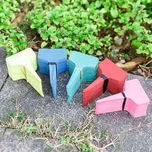Plant T-type Tags Markers Tags for Plants Garden Supplies 6x10cm Plastic Nursery Garden Decoration
