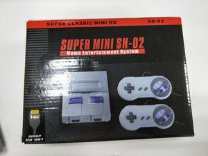 Coolbaby sn-02 super hdmi 4 karat hd mini klassische spielkonsole für nes klassische retro tv video spielkonsole fc