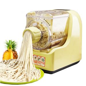 Qihang_top Household Electric Noodles Making Pressing Machine Máquina para hacer pasta Fusión automática de fideos completa Amasadora