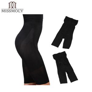 Fräulein Moly Frauen Bauch-Steuer Shaper Gürtel Hosen mit hoher Taille Kurzschluss-dünne Körper-Aufzug-Form-Leg Panty Underbust Größe S -3XL gute Qualität