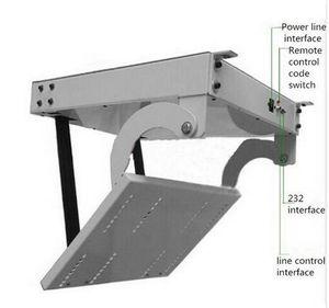 220 В пульт дистанционного Smart 32,42,46,55,60 дюйма 3D ЖК-телевизор потолок лифт вешалка электрический подлинный Тернер, телевизор вращающийся крепление вешалка, телевизор вращается