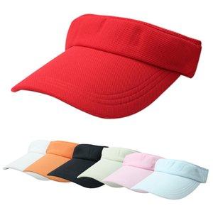2017 1PC Unisex 6 colors Sun Hat Snapback Cap Cotton Couple Baseball Cap Hip Hop Hat Unisex golf for men women JL31H