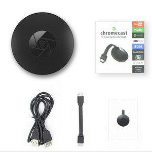 G2 Беспроводной WiFi Дисплей Dongle Receiver 1080P HD TV Stick Airplay Адаптер Miracast Media Streamer Медиа для Google Chromecast 2 Dropship
