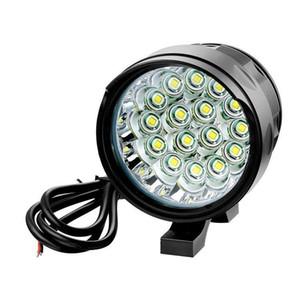 16 배 크리 XM-L2 헤드 램프 LED 보트 운전 헤드 라이트 안개등 램프 스팟 주도 오토바이 / 자전거 AIMIHUO 헤드 라이트