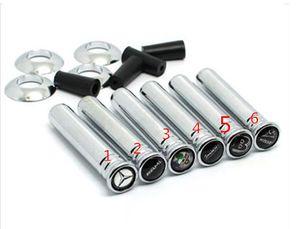 4шт логотип автомобилей значок на Мерседес Бенц W203 W204 Мерседес w207 W211 Мерседес W210 автомобиль металлическая дверь штифт ручка подъема крышки