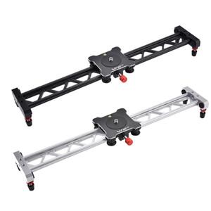 Alta Qualidade Câmera Estabilizador Leve Liga de Alumínio Da Câmera Camcorder Estabilizador Slider Rail Estabilizador Bom Para Tiro Movin