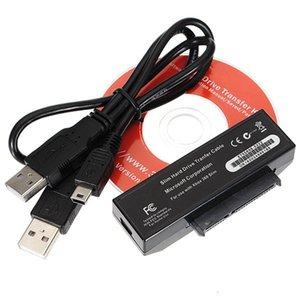 Festplattenlaufwerk-Übertragungskabel-Konverter-Adapter für Xbox 360 dünnes HDD Daten-Übertragungs-USB-Kabel-Kabel-Installationssatz DHL FEDEX EMS geben Verschiffen frei