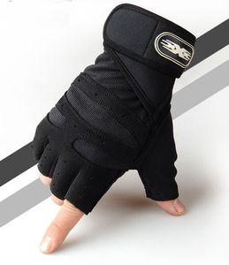 Четыре сезона велоспорт перчатки спортивные тренировки запястье гвардии перчатки питания бодибилдинг Тяжелая атлетика гантели нескользящей функции