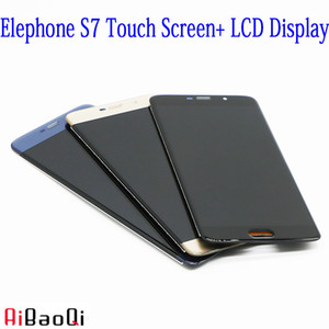 wholesale For 5.5 inch Elephone S7 LCD Screen 1920X1080 lcd display+Touch Panel Replacement For Elephone S7