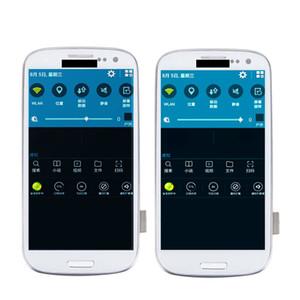 SAMSUNG Galaxy S3 Ekran I9300 Için test TEST SAMSUNG Galaxy S3 LCD Ekran Için Dokunmatik Ekran Digitizer Değiştirme