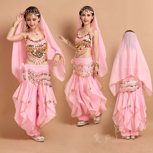 Hot ! 2017 Girls Belly Dance Costume adult Bollywood Dance Costumes Bellydancer Women  Clothing Dresses women Bellydance