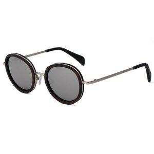 BerWer Ebony óculos polarizados Homens polarizadas Madeira Óculos de sol Mulheres Marca Original Madeira Óculos masculino