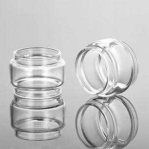 Tubo de vidrio bombilla SMOK para TFV8 Baby Tank V8 X-BABY V8 Big Baby TFV12 Prince Tank reemplazo Pyre Glass Tube