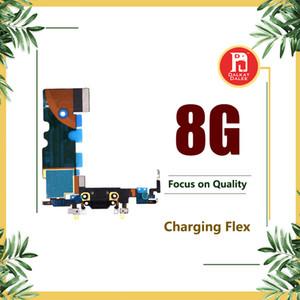 Für iphone 8 ladeanschluss flex ladegerät daten usb dock stecker mit kopfhörer audio jack mic antenne antenne wifi kabel für iphone8