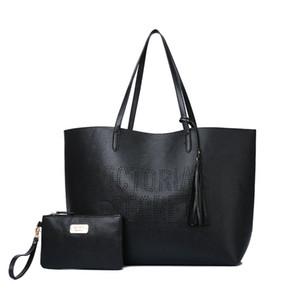 grande vs donna borsa shopping bag duffel Itinerari borse della spalla della spiaggia grandi borse della spesa capacità segreto
