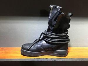 Hot Sale Special Field SF 강제 군대 남성 여성 High Boots 운동화 Sneakers, 유틸리티 부츠 무장 Classicl 신발 크기 36-45