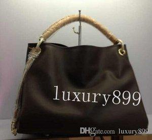 Высокое качество женщины Европейский и американский новый леди натуральная кожа artsy сумка Сумка кошелек v099 окислить воловьей кожи ремень мм M40249