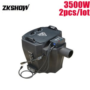 80% Off 3500W Dry Ice Fog Machine 30min DJ Disco Party Wedding Stage Lighting Effect 150 Square Meters Coverage Free Shippping
