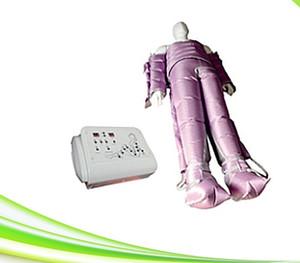 портативный сжатие воздуха ног массажер лимфодренаж детокс уменьшая Massager ноги терапией сжатия воздуха система