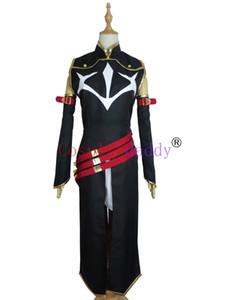 Code Geass R2 C.C. مجموعة اللباس الأسود تأثيري حلي L005