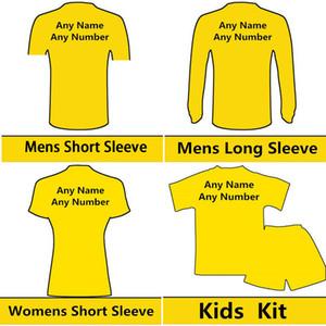 Tayland Futbol Formaları Ödeme Bağlantı Futbol Gömlek Erkekler Kadınlar Çocuklar için Futbol Ceket Pantolon Eşofman