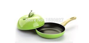Poêles à frire Fruits Poêle Couleur Casserole Céramique Poêle Grill Aluminium Fonte Poêle À Griller