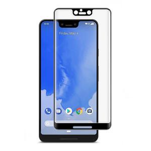 Für Google Pixel 3 XL Hartglas 3D Curved Full Coverage Displayschutzfolie für Google Pixel 3 XL
