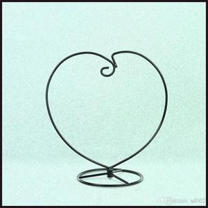Coeur Forme Rack Simple Style Petit Supporter Pour Place Tasse Tasse Décoration Décoration Économiser L'espace Vente Chaude 2 95js ii