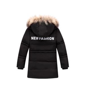KEAIYOUHUO Jungen Jacken 2017 Winterjacke Für Jungen Kinder Warme Kapuzen Baumwolle Mäntel Kinder Oberbekleidung Mantel Jungen Kleidung 8 10 Jahre