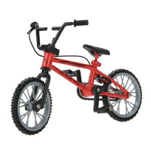 Funzionale Finger Mountain Bike + Ruota di scorta + Strumenti Fixie Bicycle Boy Toy