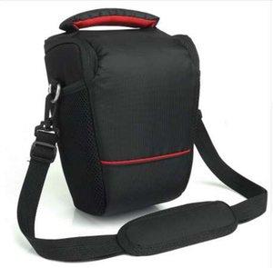 حار بيع 200d حقيبة 1300D حقيبة T6 كانون كاميرا dslr حقيبة 77D 100D 700D 1100D 750D 6D 80d لحالة canon كاميرا t5 عدسة الكتف 70d nqosq