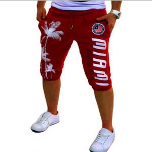 DROP SPEDIZIONE estate moda stampa pantaloncini uomo pantalones cortos pantacourt homme hombre bermuda Shorts homme marque men