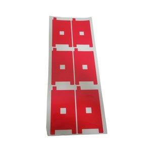 100pcs / lot Red Color LCD Backlight Protector Film para iPhone 5G 5S 5C Pantalla de restauración de pantalla